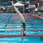 Hornet Diver Qualifies for State Swimming and Diving Meet