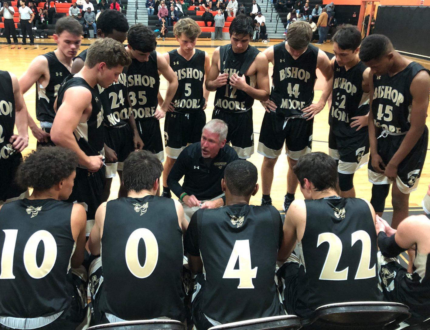 Boys Basketball Stings Leesburg