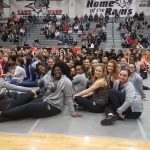 2018 Dance Team Union Regionals at Lake Mary High School