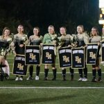 Girls' Soccer Senior Night 2019
