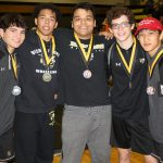 Varsity Wrestling - Michael P. Hutchins Invitational