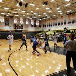 Boys Freshman Basketball falls to Orlando Christian Prep 59 – 20