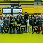 Wrestling Senior Night 2019