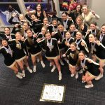 COMPETITION CHEER – STATE CHAMPIONS!!!