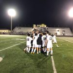 Boys Varsity Soccer Wins District Championship