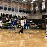 Boys Basketball Stings St. Francis
