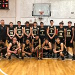 Boys JV Basketball Takes 2nd Place at Orangewood JV Showdown