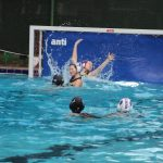 Girls Varsity Water Polo beats Winter Springs 17 – 7