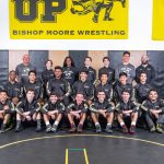 Wrestling at Regional Tournament March 1st/2nd, 2019 at The Master's Academy