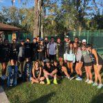 Girls Varsity Tennis beats University High School – Orlando 7 – 0