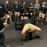 Boys Varsity Powerlifting Defeats Windermere Prep 50-37
