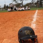 Girls Varsity Softball beats Melbourne Central Catholic 12 – 2