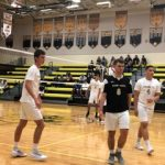 Boys Varsity Volleyball beats West Orange 3 – 1