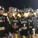 Girls Varsity Lacrosse beats Edgewater 16 – 1