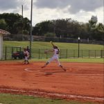 Girls Varsity Softball falls to East Lake 6 – 0