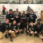 Boys Varsity Powerlifting District Champions