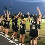 Girls Varsity Lacrosse beats Hagerty 12 – 9