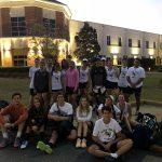 Girls Tennis Tennis beats The Geneva School 4 – 3