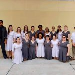 Winter Guard Heads to Daytona for the State Competition