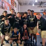 Boys Varsity Powerlifting finishes 2nd place at Regional Meet