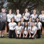 Girls Junior Varsity Softball beats The Master'S Academy 10 – 0