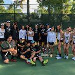 Boys Tennis Tennis beats Orangewood Christian School 6 – 1