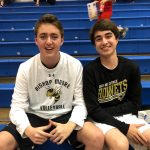 Boys Junior Varsity Volleyball falls to Freedom 2 – 0