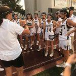 Girls Varsity Lacrosse beats Lake Mary 19 – 4 on Senior Night