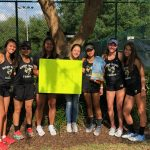 Girls Varsity Tennis beats Lake Highland 5 – 0 to Win the Region