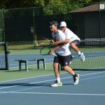 Tennis Region Final