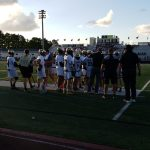 Boys Varsity Lacrosse beats Lake Highland Preparatory School 9 – 8 to win the Region Semifinal