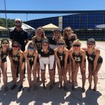 Girls Beach Volleyball at Bishop Moore Catholic