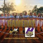 Varsity Softball to Host Region Quarter Final