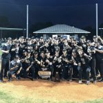 Boys Varsity Baseball beats Atlantic 1 – 0 to Win the District Championship