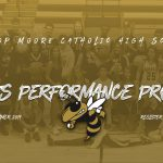 2019 Sports Performance Program Register NOW for Summer