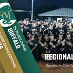 BASEBALL REGIONAL CHAMPIONSHIP–Wednesday, May 22nd at 7pm at Joe Skinner Field