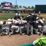 Boys Varsity Baseball falls to Cardinal Gibbons 4 – 3 in the State Semifinal