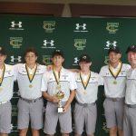 Boys Varsity Golf finishes 1st place at Celtic Invite-Preseason