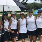 Girls Varsity Golf finishes 4th place at Celtic Invite Preseason
