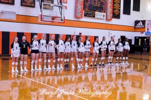 Girls Volleyball Preseason 2019