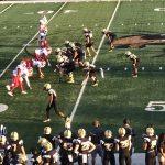Boys Varsity Football falls to Edgewater 34 – 21