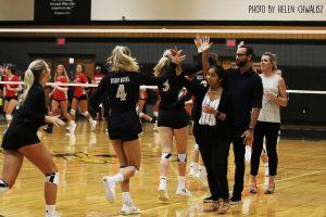 Girls Varsity Volleyball vs Lake Mary 2019
