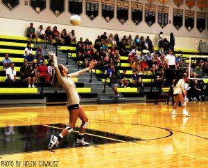 Girls JV Volleyball vs Lake Mary 2019