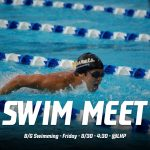 Boys and Girls Swim Meet Friday at LHP