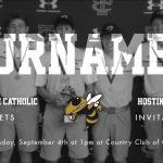 Varsity Boys Golf hosting BMC Invitational Wed. Sept. 4th at 1pm at Country Club of Orlando