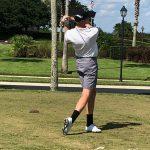 Boys Varsity Golf beats Lake Minneola 145 – 186
