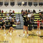 Girls Varsity Volleyball falls to Lake Highland Preparatory School 3 – 1