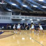 Girls Varsity Volleyball beats Montverde Academy 3 – 1