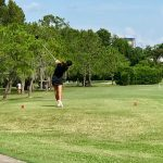 Girls Varsity Golf beats Winter Park and Trinity Prep