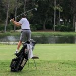 Boys Varsity Golf beats Circle Christian School 303 – 308